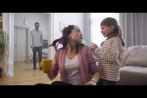 """Tchibo Family promowane jako """"Kawa każdej mamy"""""""