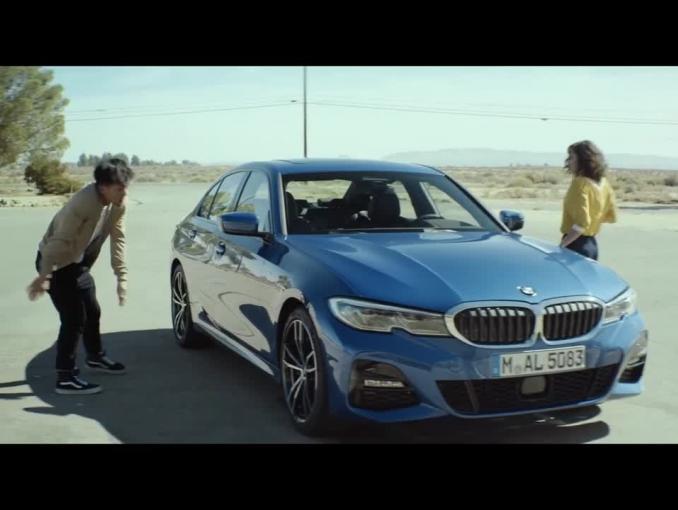 """BMW """"Zawsze na prowadzeniu"""""""