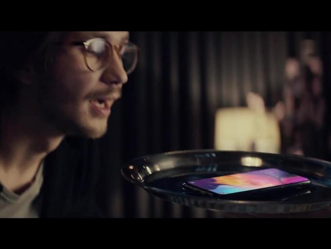 Samsung Galaxy A50 za złotówkę w T-Mobile - reklama