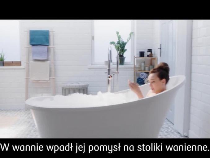 Historia miłości Renaty i Mariusza reklamuje Mini Ratkę w PKO BP