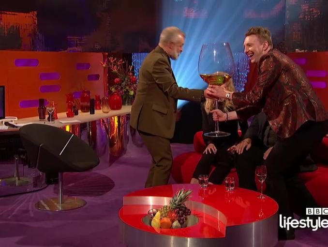 """Graham Norton Show 25"" w BBC Lifestyle (wideo)"