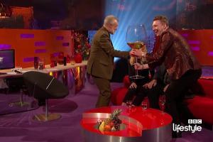 """Graham Norton Show 25"" w BBC Lifestyle (wideo)"