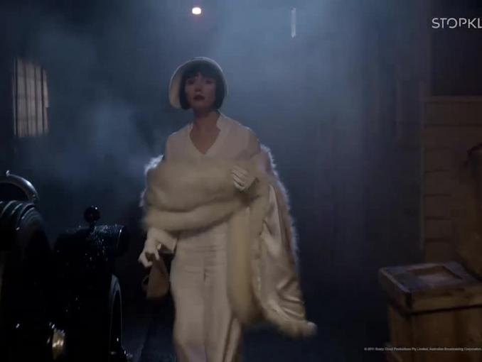 """Serial """"Zagadki kryminalne panny Fisher"""" w Stopklatka TV (wideo)"""