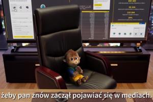 Pan Pikuś znów w reklamie Avivy