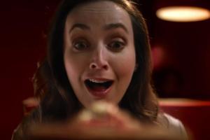Utalentowany szczeniak w spocie nowego ciasta w Pizza Hut