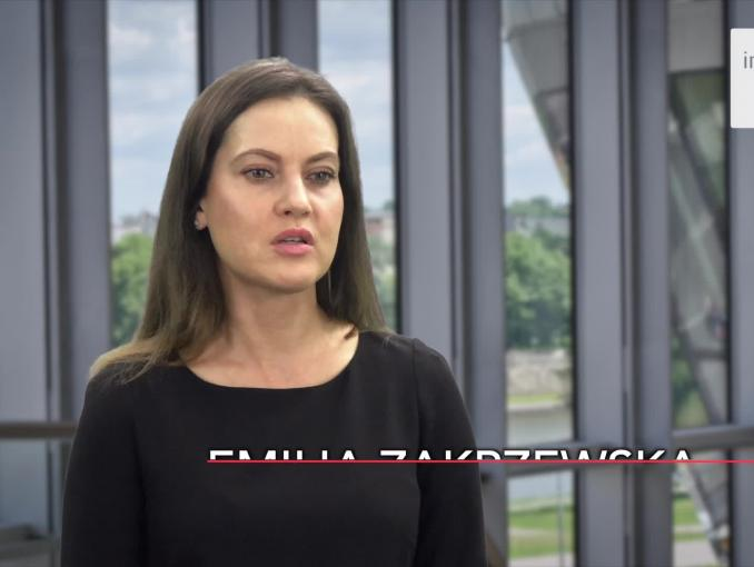 Emilia Zakrzewska o badaniu Fundacji internetPR