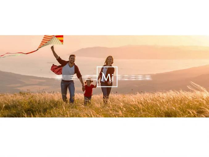 Bank Millennium reklamuje Millenet w nowej odsłonie