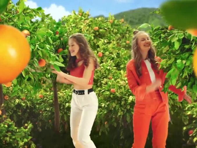 """""""Fabryka śmiechu"""" w kampanii Fanty"""
