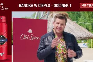"""""""Randka w ciepło"""" - Filip Chajzer i Isaiah Mustafa w spocie Old Spice'a"""