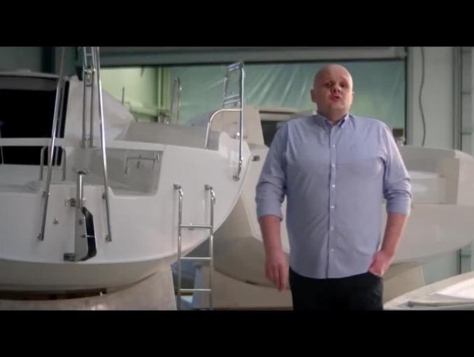 """""""Mazury to biznes"""" - reklama z Wojciechem Malajkatem"""