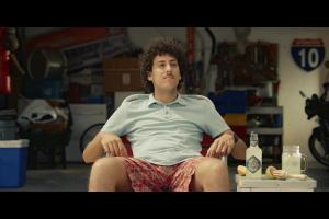 Piwo Seth & Riley's Garage - reklama