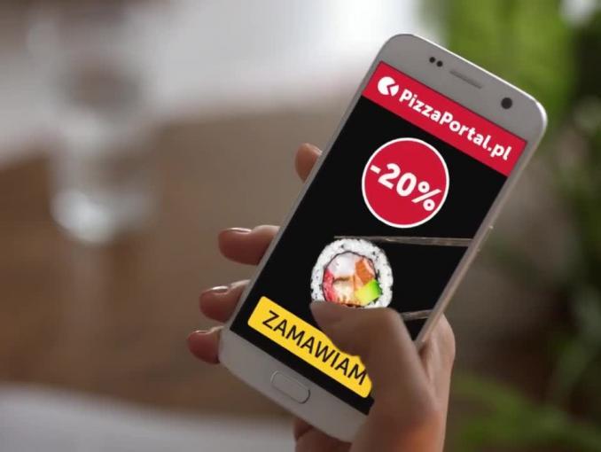 """""""GIF me food"""" - promocja z kuchnią azjatycką na PizzaPorta.pl"""