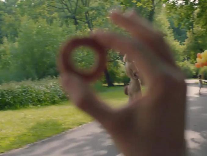 Lajkonik Wypiekarnia: wypiekane z sercem (reklama)
