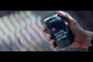 """Pepsi w spocie """"dla tych, którzy idą pod prąd"""""""