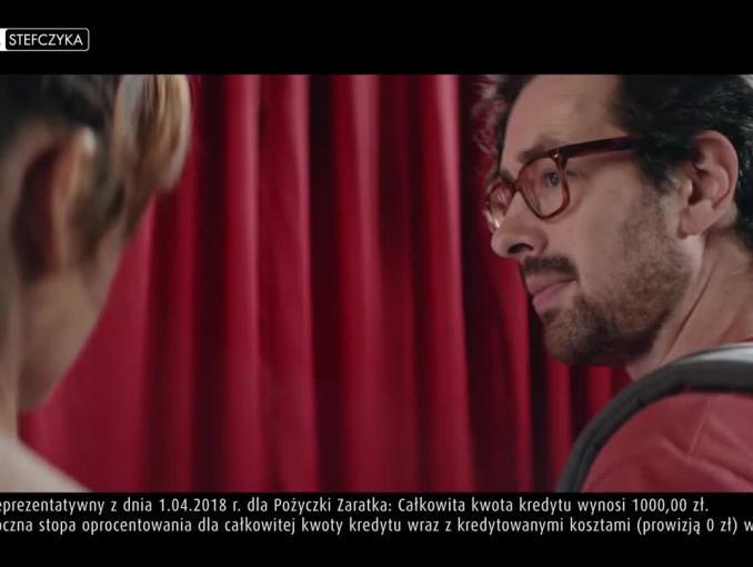 Rodzice bliźniaków reklamują Zaratkę w Kasie Stefczyka