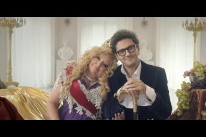Gwiazdy w rezydencji i ogrodzie - spot ramówki TVN na jesień 2019