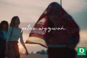 """""""Po Prostu dla Ciebie"""" w reklamie sklepów Deichmann"""