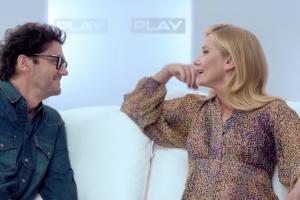Homebox TV w Play - spot z Kubą Wojewódzkim i Magdaleną Cielecką