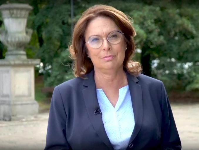 """Małgorzata Kidawa-Błońska: """"Współpraca, a nie kłótnie"""""""