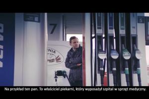"""""""Dobry kierwca"""" w kampanii Orlenu"""