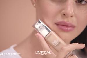 Grażyna Torbicka z Anną Markowską i Radzką reklamuje L'Oréal