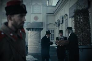 """W niedzielę rusza regularna emisja nowego serialu TVP1 """"Ziuk. Młody Piłsudski"""" (wideo)"""