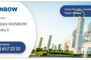 Rainbow - reklama internetowa