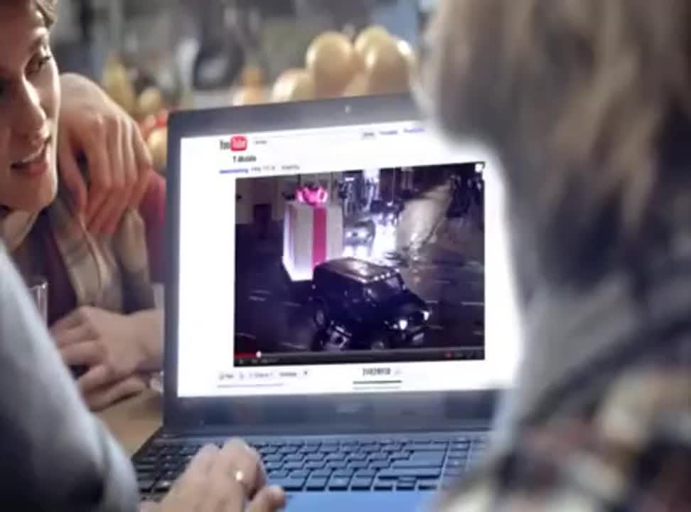 świąteczna reklama T-Mobile (2)