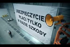 mBank - reklama polis komunikacyjnych