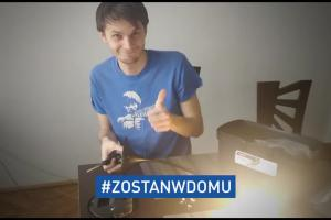 TVN wspiera akcję #zostanwdomu. Gessler, Rozenek, Popielarska, Prokop i Michałowski w spotach (wideo)