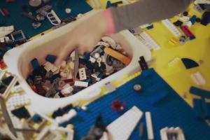 Lego: Zielone Instrukcje