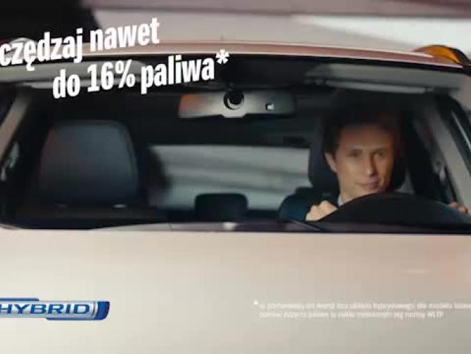 """""""Hybrydowe Suzuki są dla każdego"""" - reklama"""