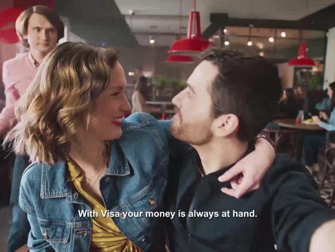 Visa i Pizza Hut - zniżki za płatność telefonem