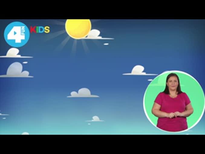 Kanał 4Fun Kids z pasmem z teledyskami dla dzieci niesłyszących (wideo)
