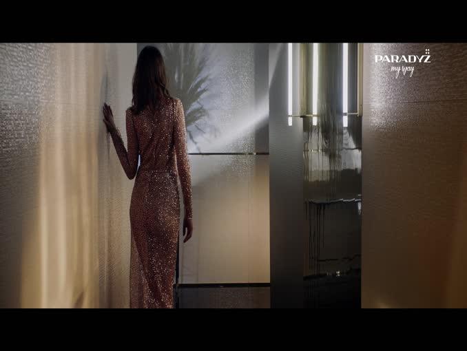 Kampania promocyjna kolekcji Paradyż My Way by Gosia Baczyńska
