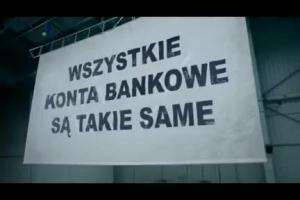mBank - reklama eKonta z internetem mobilnym w Play