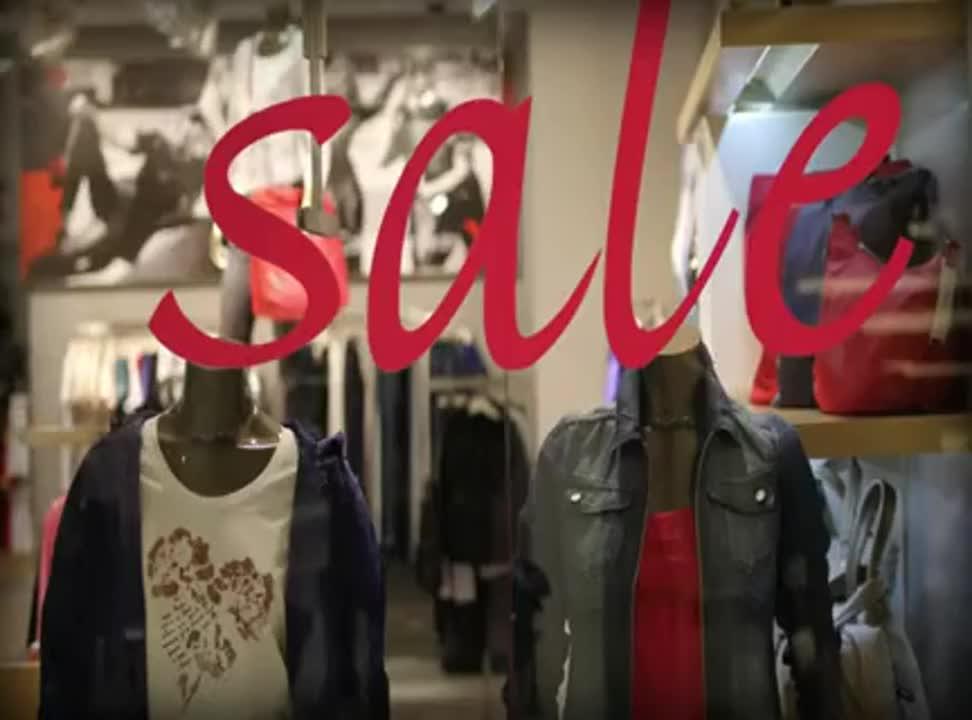 Kupuj odpowiedzialnie ubrania - spot