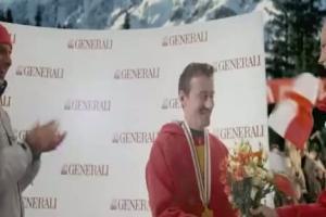 reklama Generali z Adamem Małyszem