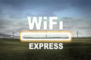 ING Bank Sląski - reklama konta w WiFi Expressie (2)