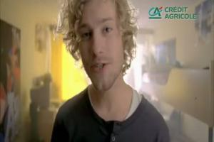 Credit Agricole - reklama z milionem klientów