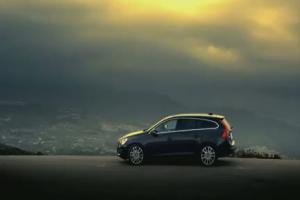 reklama Volvo V60