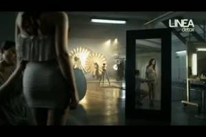 Linea Detox - reklama z Glamour