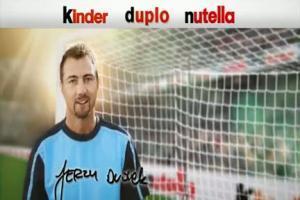 Kinder, Duplo i Nutella - promocja z Jerzym Dudkiem