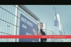 Liberty Direct - reklama z komisem
