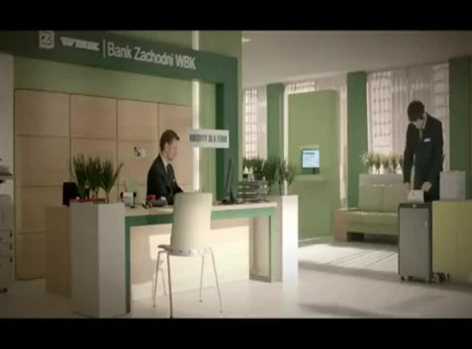 Chuck Norris reklamuje kredyt dla firm w BZ WBK