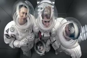 PKO BP - kosmiczna reklama z Szymonem Majewskim