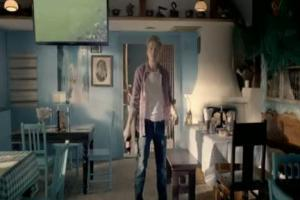 Hoop Cola - reklama z kibicem przed Euro 2012 (2)
