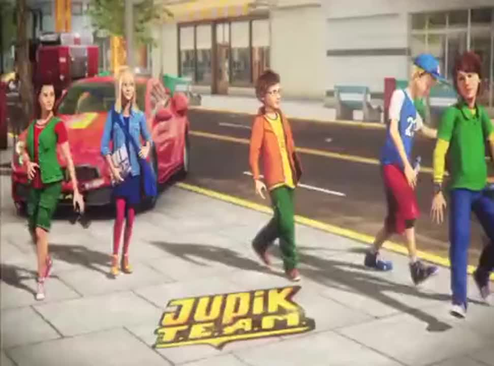 Jupik - kolejna reklama z Jupik Teamem