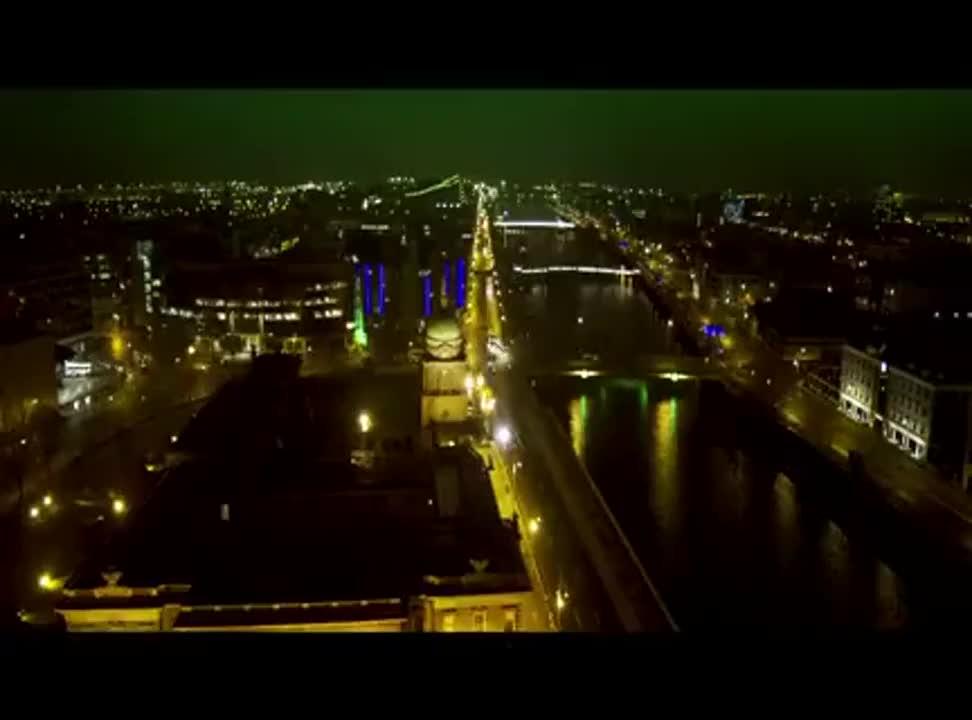 Poznan - reklama przed Euro 2012