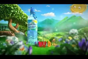 reklama wody Zywiec Zdroj